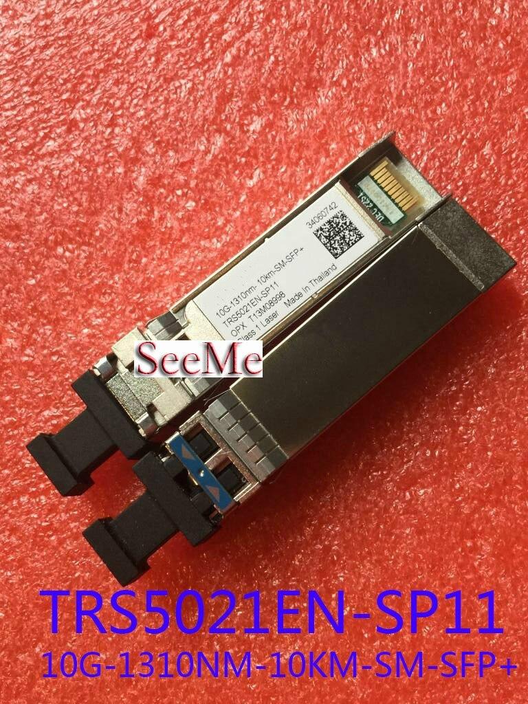 الأصلي الأب TRS5021EN-SP11 10G-1310NM-10KM-SM-SFP +