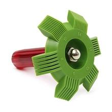 Peigne universel de bobine de redresseur daileron dévaporateur de condensateur de radiateur de voiture A/C pour loutil automatique de système de refroidissement