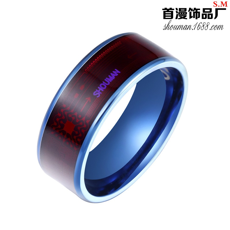 NFC Smart Ring Smart Ornament Smart Home Smart Wearable Phone Accessories