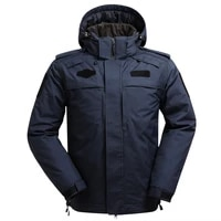 eib wear resistant tactical hunting slim coat cold proof winter clothes for outdoor winter duty jacket