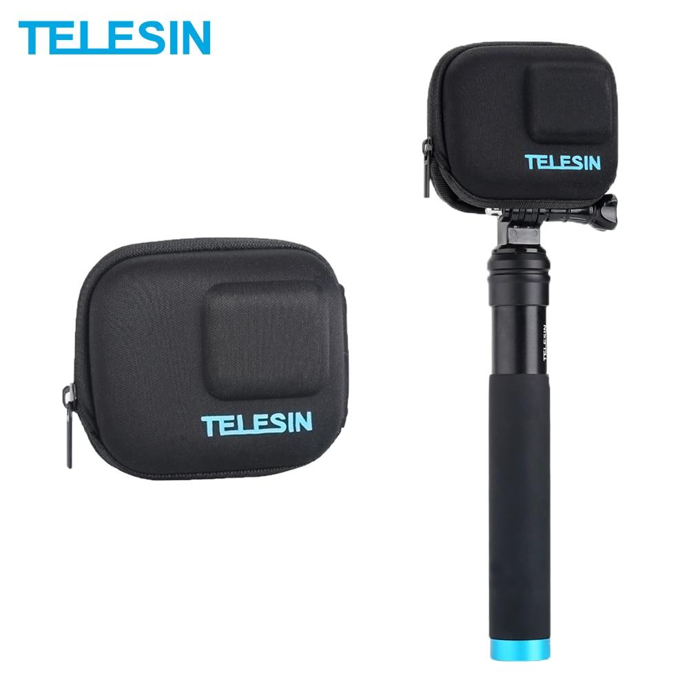 TELESIN-Mini bolsa de carga para GoPro Hero 5, 6 Hero (2018) Hero...