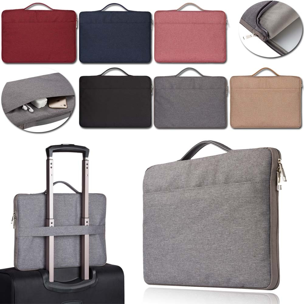 New Laptop Bag for Apple Macbook Air 13 A2337 M1 2020/Pro 13 (A2289 A2251) 12 Inch 13 Inch 15 Inch Anti-fall Unisex Computer Bag