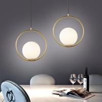 industrial lamp luminaire suspendu crystal living room LED pendant lights luminaire hanging lamp