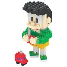 New Micro Diamond  Building Blocks Creative DIY Puzzle Spelling Building Blocks Children Adults Handmade Toys 7000-7005