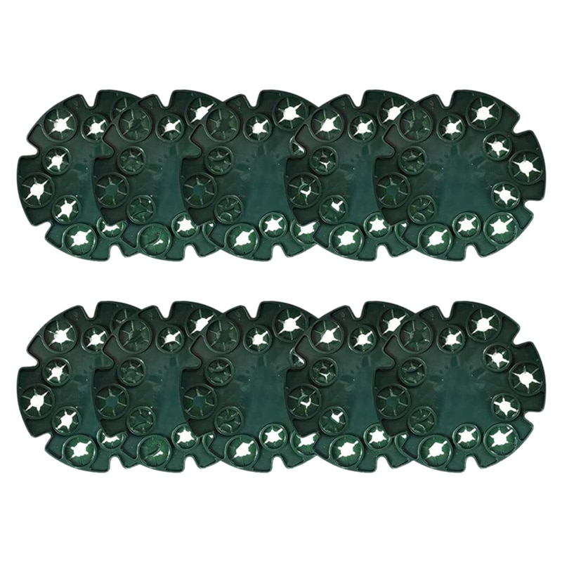 20 piezas Peluca de bambú-Soporte Wam gorras de soporte de caña agarres de bastón para jardín para plantas trepadoras estructura de soporte de guisantes