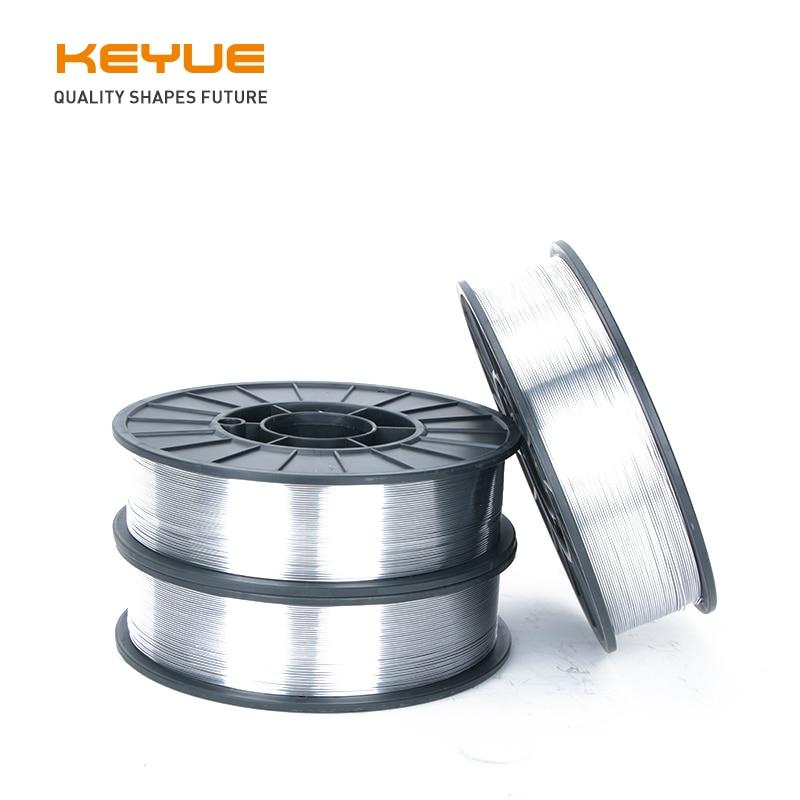 Keyue AWS A5.10 ER4043 aluminum Mig wire 1.0mm 2kg 1 Roll Mig Welding Accessories