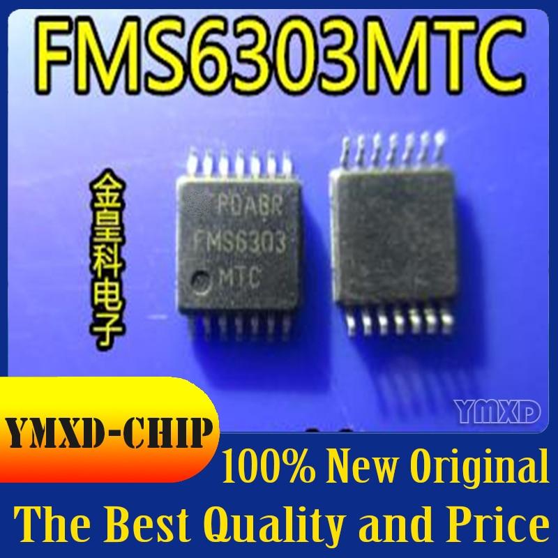 FMS6303MTC1406X FMS6303MTC, filtración completa para decodificador o aplicaciones de DVD, 10 unids/lote,...