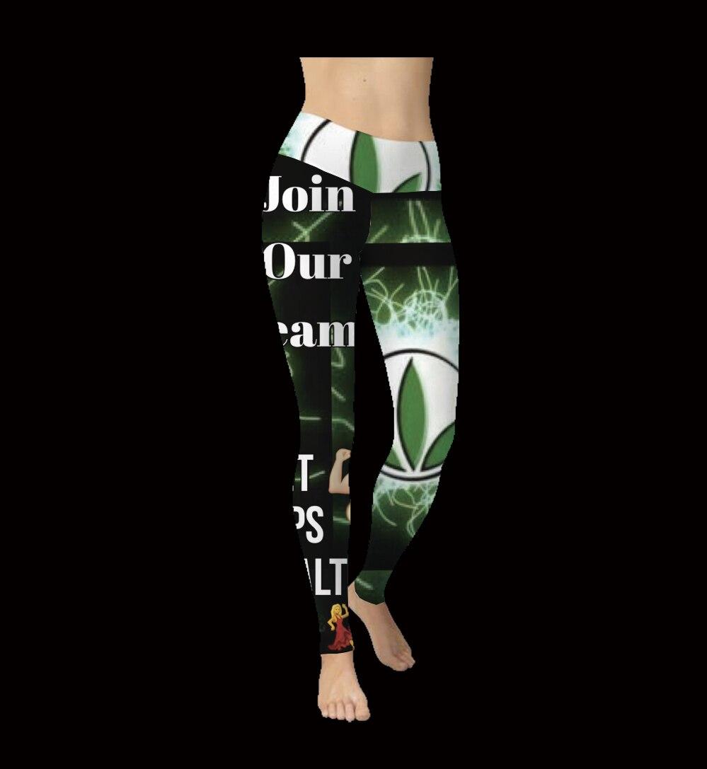 Junte-se a nossa equipe obter ajuste obter dicas obter legging saudável herbalife nutrição jogging legging