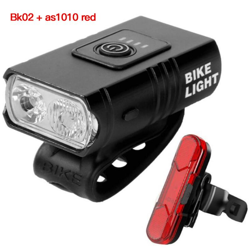 Luz de advertencia de doble luz Para Bicicleta de carretera, accesorio de...