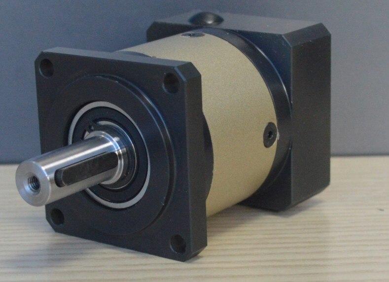 1001 reductor planetario de engranajes de precisión 120N.m para motor paso a paso Nema 34