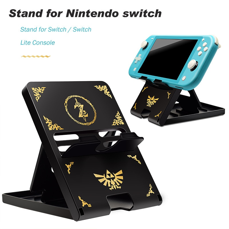 AliExpress - Adjustable Foldable ABS Compact Bracket Play stand Stand Holder for Nintendo Nintend Switch Console Controller
