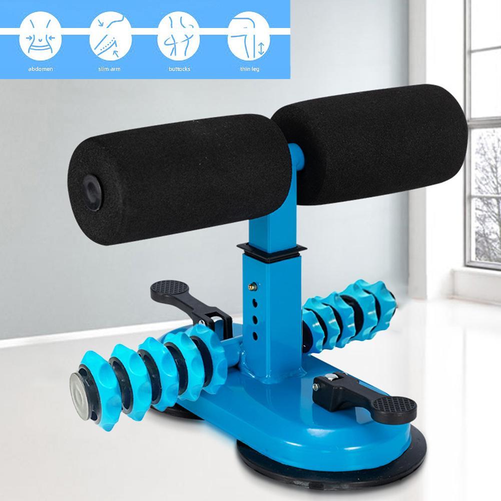 Fitness Sit Up Bar Assistent Gym Übung Gerät Widerstand Rohr Workout Ausrüstung Für Home Verlieren Gewicht Bauch Maschine