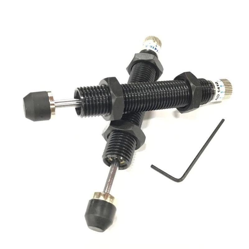 Serie AD ajustable de presión de aceite hidráulico de AD1410 AD1412 AD1416 AD1420 AD1425 AD2016 AD2020 mecánica Shock Absorber