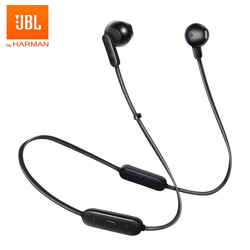 Fone de Ouvido sem Fio Fone de Ouvido Estéreo com Microfone Tune Bluetooth Esporte Fones T215bt Baixo Puro Carga Rápida Chamada Jbl 215bt 5.0