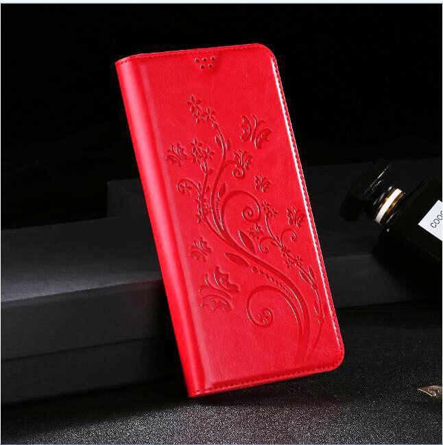 Caso de cuero de la Pu para Samsung Galaxy S4 mini S4mini GT I9190 I9192 GT-I9190 GT-I9192 GT-I9195 caso de lujo cartera cubierta Coque