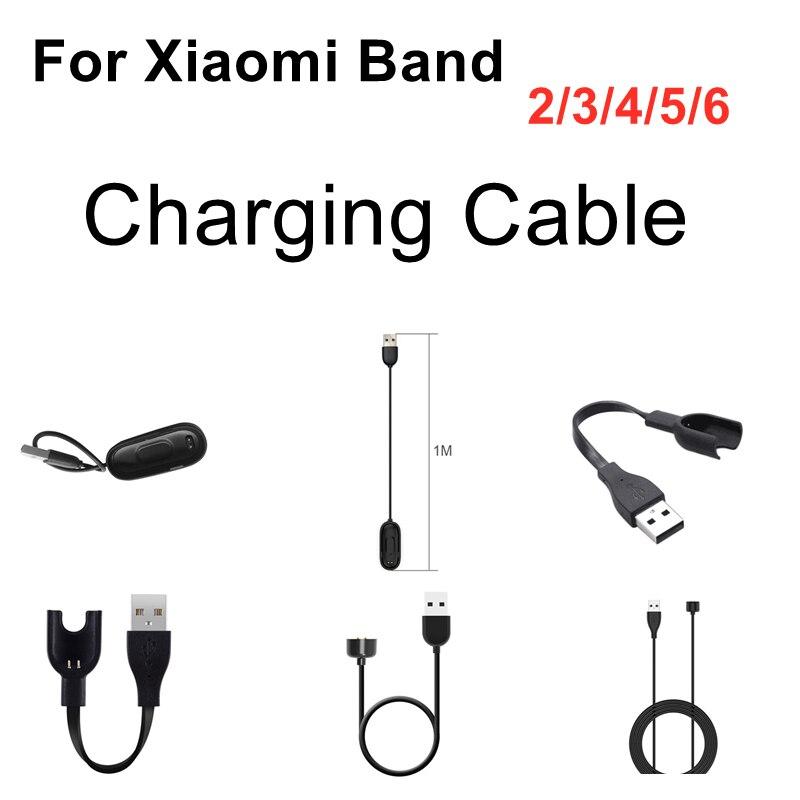 Cable de datos cargador para Mi Band, Cable de carga USB compatible...