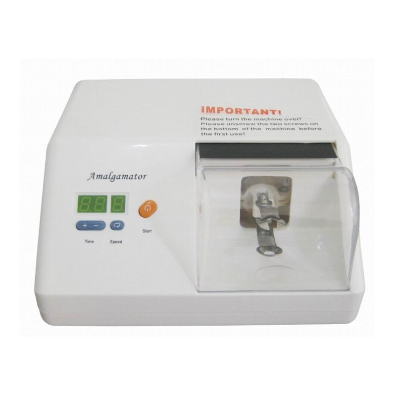 جديد 110 فولت/220 فولت الة دمج الاسنان الرقمية عالية السرعة 4000 ± 100 دورة في الدقيقة/منخفضة السرعة 3000 ± 100 دورة في الدقيقة ملغم كبسولة خلاط