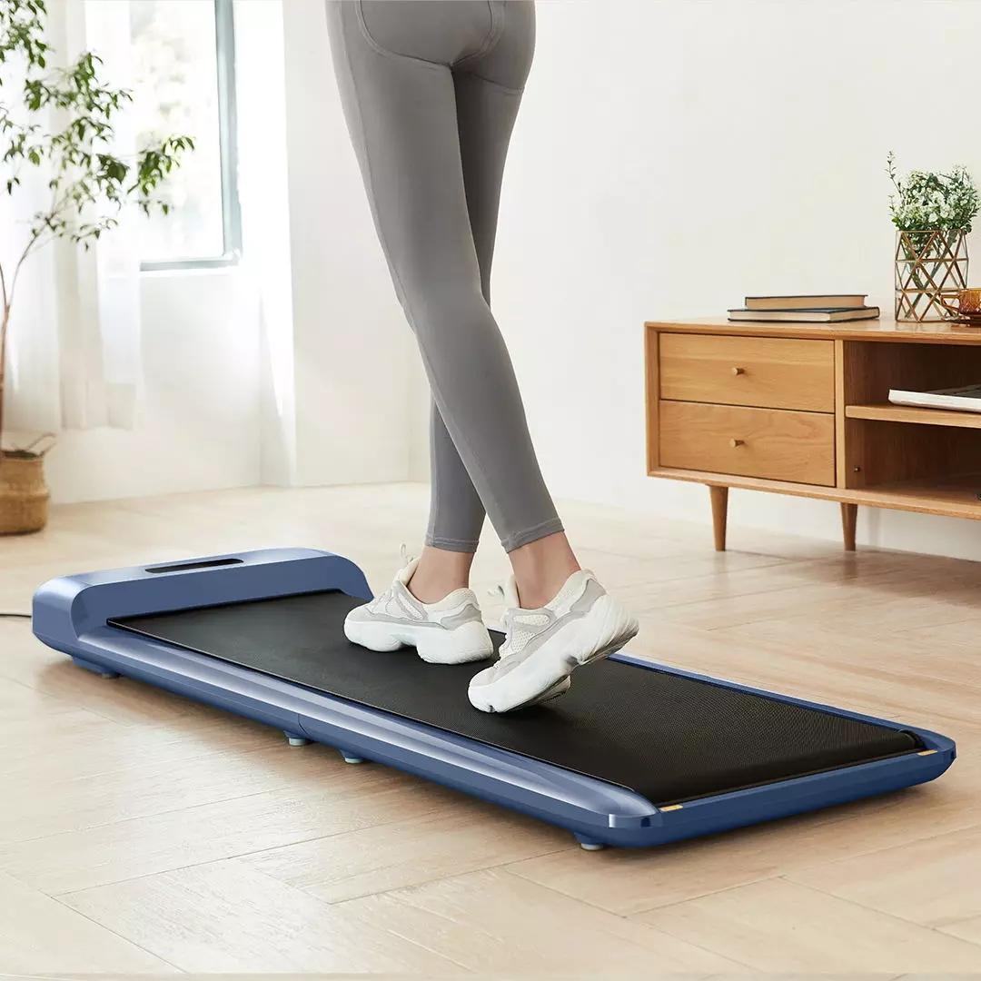 المنزلية سبيكة الإصدار C2 حلقة مفرغة الركض Walkingpad داخلي الهوائية ممارسة الرياضة أجهزة لياقة بدنية