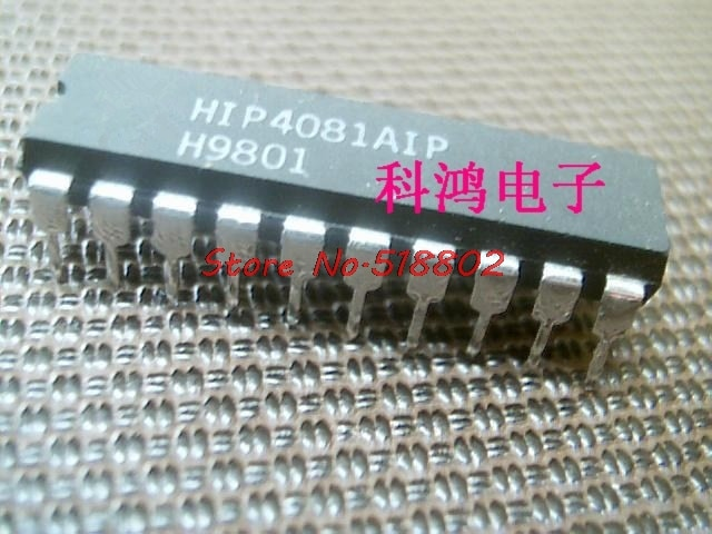 2 unids/lote HIP4081AIP HIP4081A1P HIP4081 DIP-20