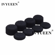 Ivyueen para nintend switch ns lite mini joycon analógico polegar apertos bonés para nintendo switch lite alegria con controlador capa