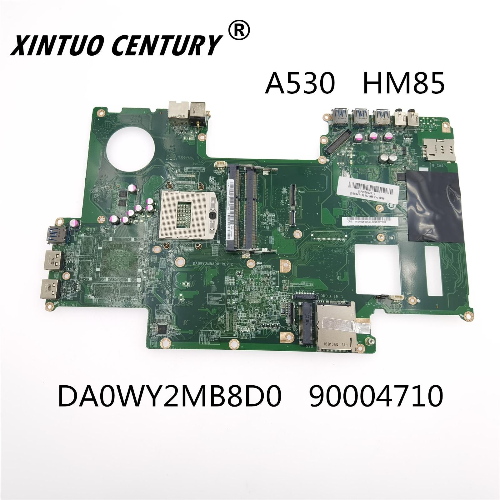 لينوفو A530 بلاسا-mdooe tudo em um DA0WY2MB8D0 11s90005812 90004710 HM85 100% اختبار