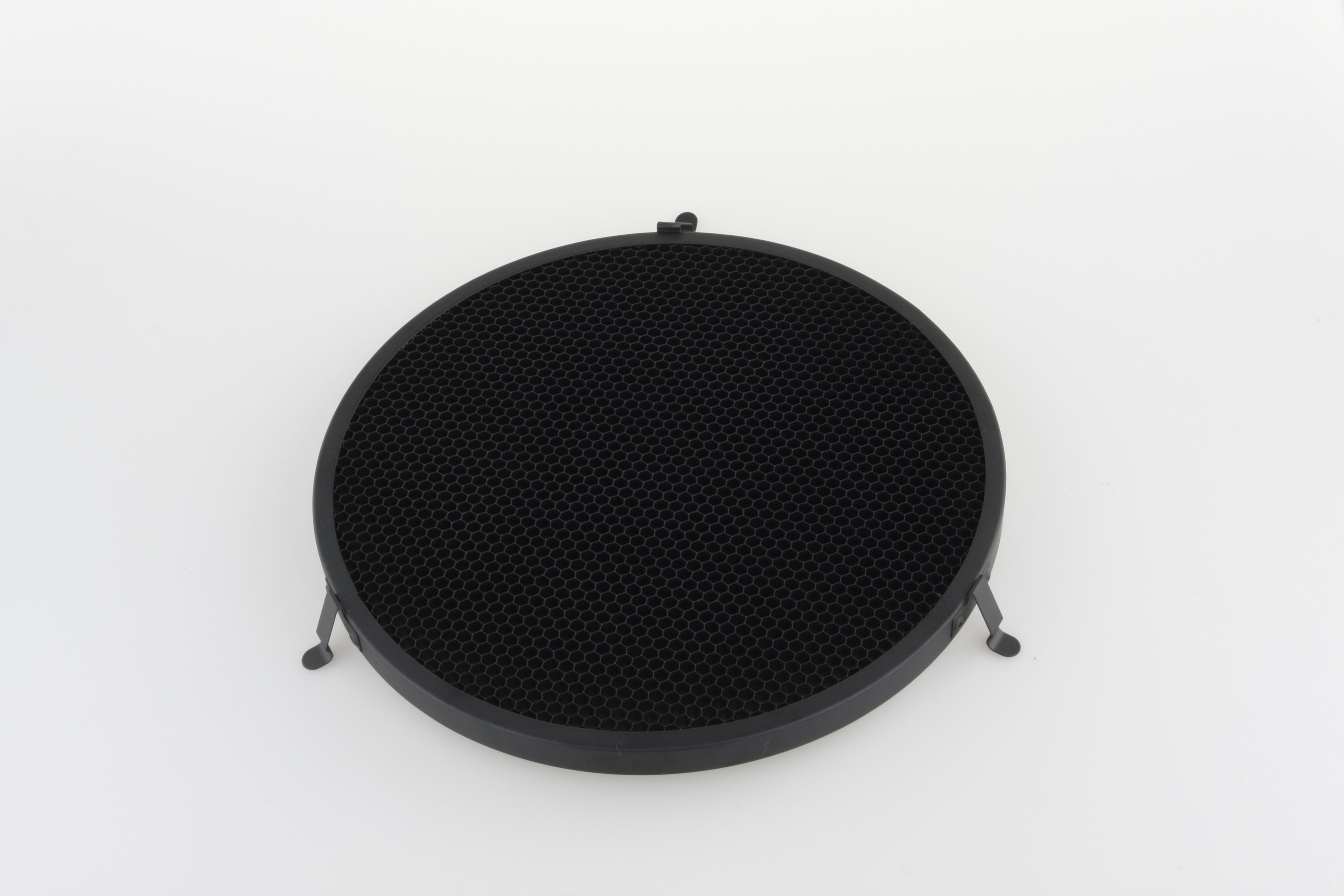 Haoge-rejilla de disco de panal de miel, 215mm, 40 °, de aluminio,...