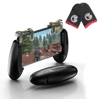 gamesir f2 mobile gaming controller with shooting trigger gamesir talons finger gloves 1 pair of thumbs sleeve for pubg