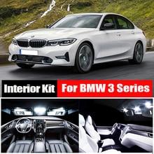 Blanc Canbus led voiture intérieur dôme carte intérieur Kit de lumière pour BMW 3 série E36 E46 E90 E91 E92 E93 1990-2009 2010 2011 2012 2013