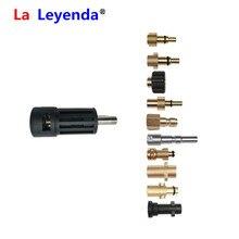 LaLeyenda Давление шайба гнездовой разъем может заменить машина Интерскол/Lavor/Bosche/Huter/Parkside M22 палочка для Karcher K2 K7
