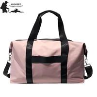 training gym bag men waterproof fitness yoga bags for women sac de sport femme outdoor crossbody travel handbag