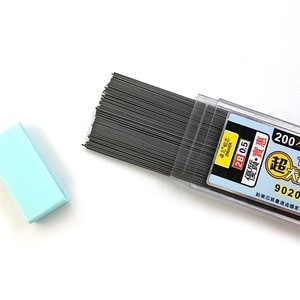 Creative Graphite Lead 2B 0.5m 0.7m Mechanical Pencil Refill Automatic replace Pencil Lead School Art Sketch Drawing Supplies