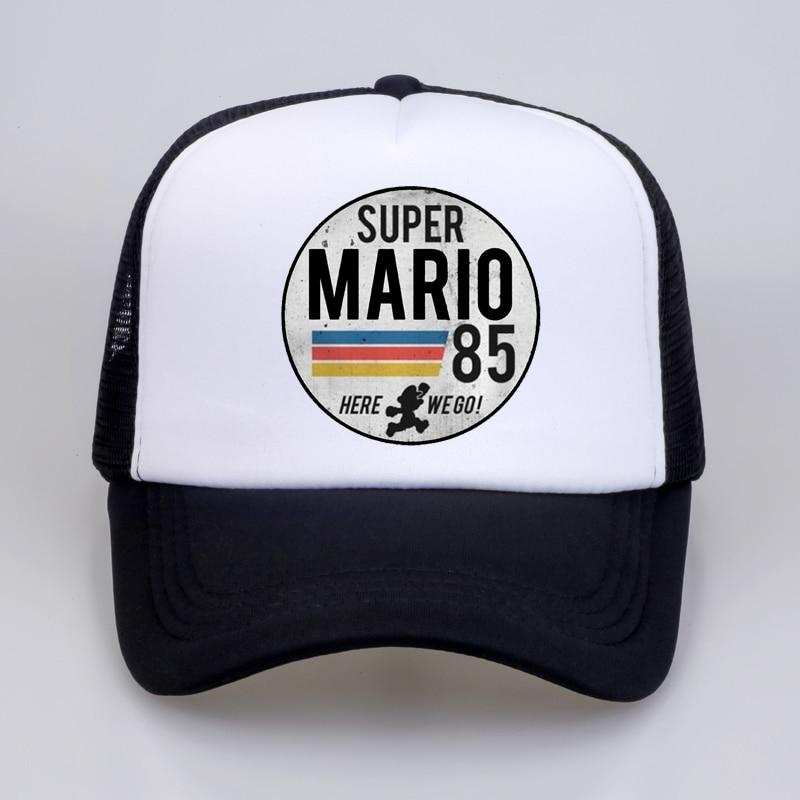 Забавная Мужская кепка для папы, новинка, бейсболка сантехники, крутая летняя сетчатая Кепка-тракер, брендовая мужская Мужская регулируема...