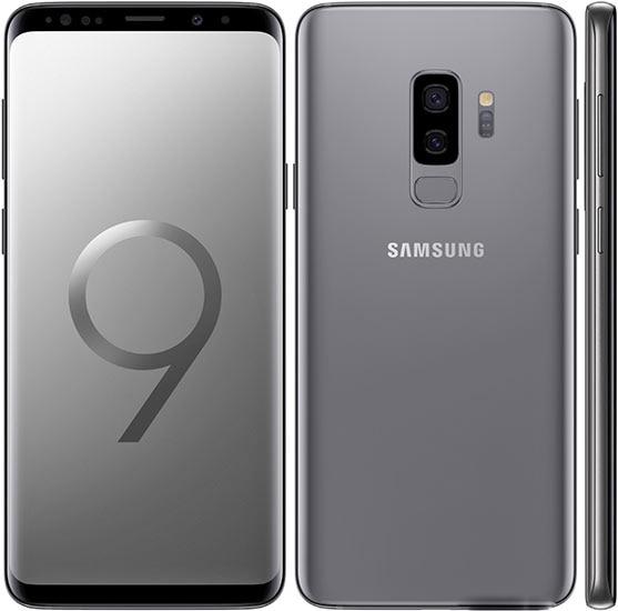 Samsung Galaxy S9 Plus 6 ГБ + 64 Гб G965U/G965F Восьмиядерный 6,2 дюйм. Dual 12MP разблокирован