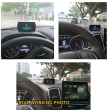 Computer Head Up Display Head Up Display Smart HD LCD OBD2 Car High Quality