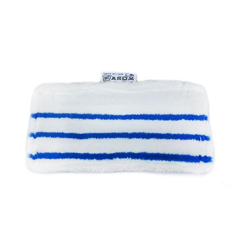 Almohadilla limpiadora de piso toallitas paño de polvo para negro y Decker FSM1600 FSM1610 FSM1620 FSM1630 mopa de vapor