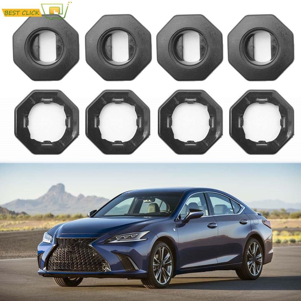 Dla TOYOTA LEXUS GS GX LX ES LS IS RX NX mata podłogowa samochodu dywan zapięcie retencji przytrzymaj klipy owalne zaciski mocowania zaciski stóp liniowej