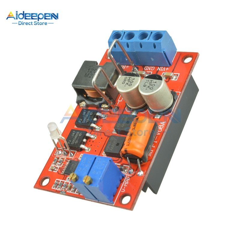 DC 8-28V 5A MPPT Solar Panel Charge Regulator Controller Board Lithium Battery Charging Board