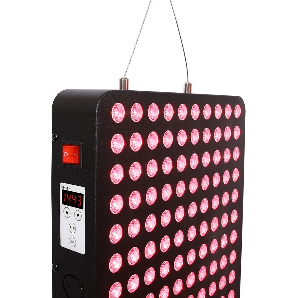 Red Light Therapy Led 950/1500W Infrared 660/850nm Face Skin Beauty Treatment Lamp(Without Lamp Stand) Iron Double Chip Indoor enlarge