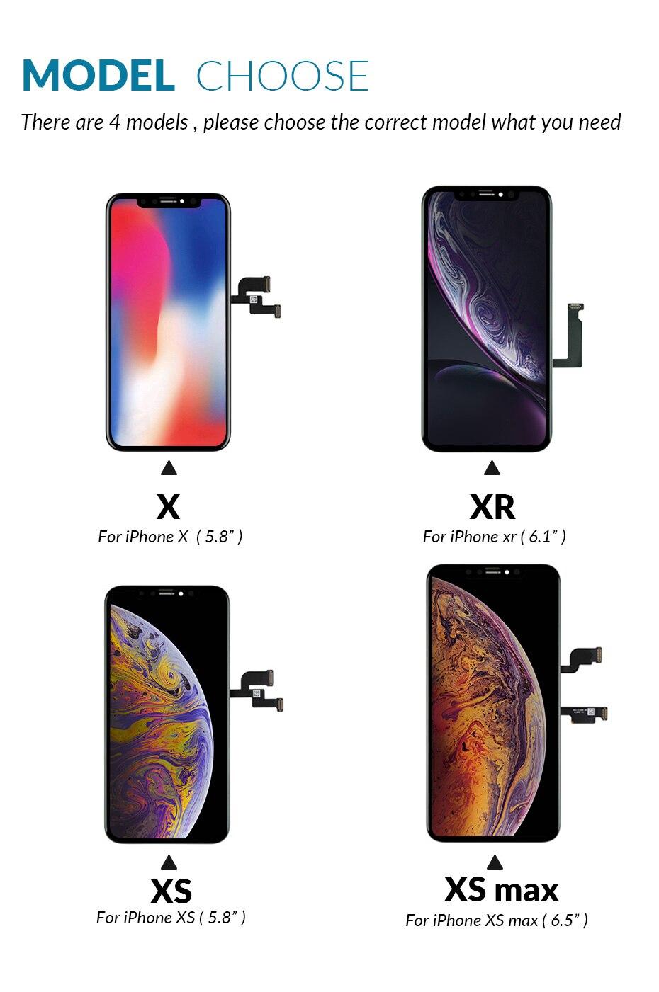 11pro max display lcd + substituição da