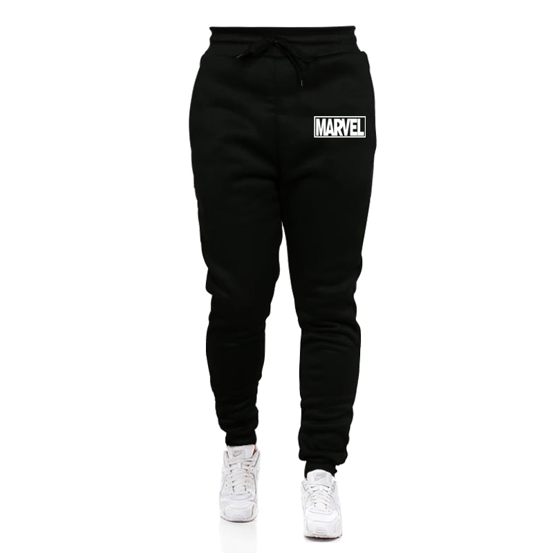 2021 Autumn New Men's Casual Sports Pants Solid Color Pencil Outdoor Jogging High Quality Comfortable Fitness