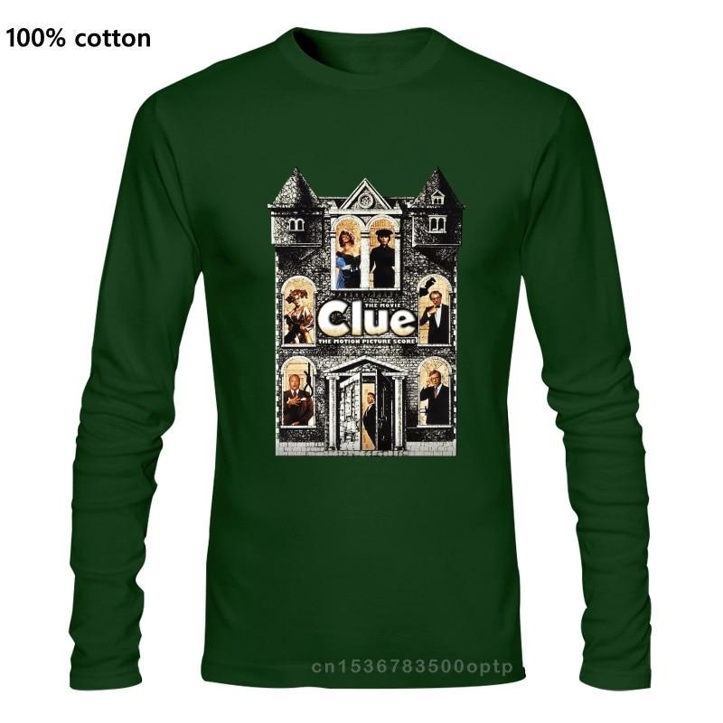 Nieuwe Aanwijzing Film Mannen Zwarte T-shirt Maat Sml Xl 2XL 3XL