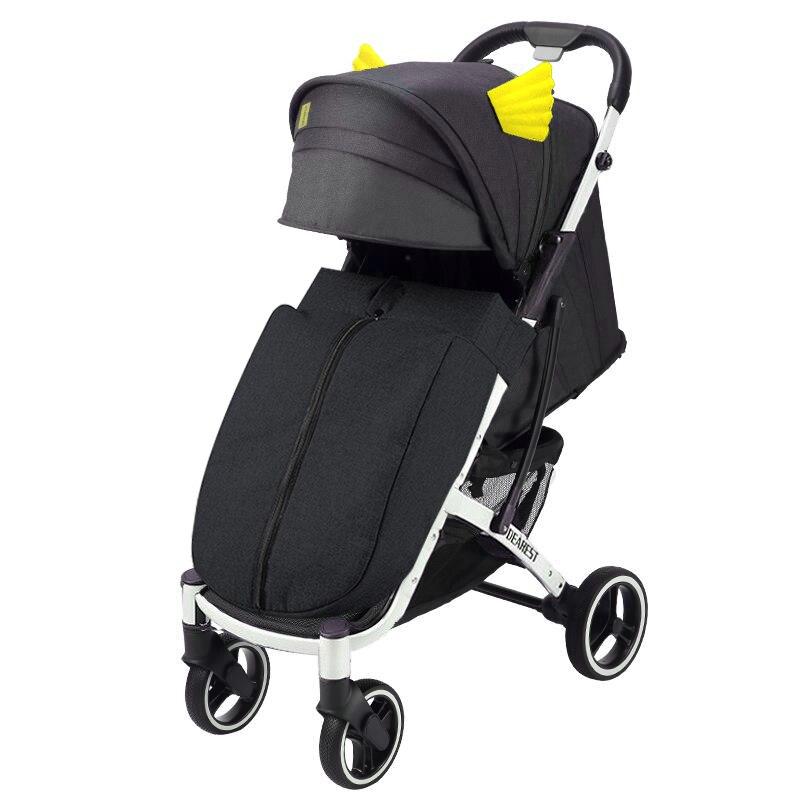 Dearest818 Plus 2021 New Baby Stroller Room Water Design Foldable PortableStroller