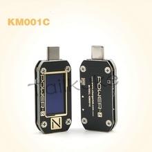 ChargerLAB POWER-Z USB PD voltaje y corriente Ripple doble tipo C probador KM001C