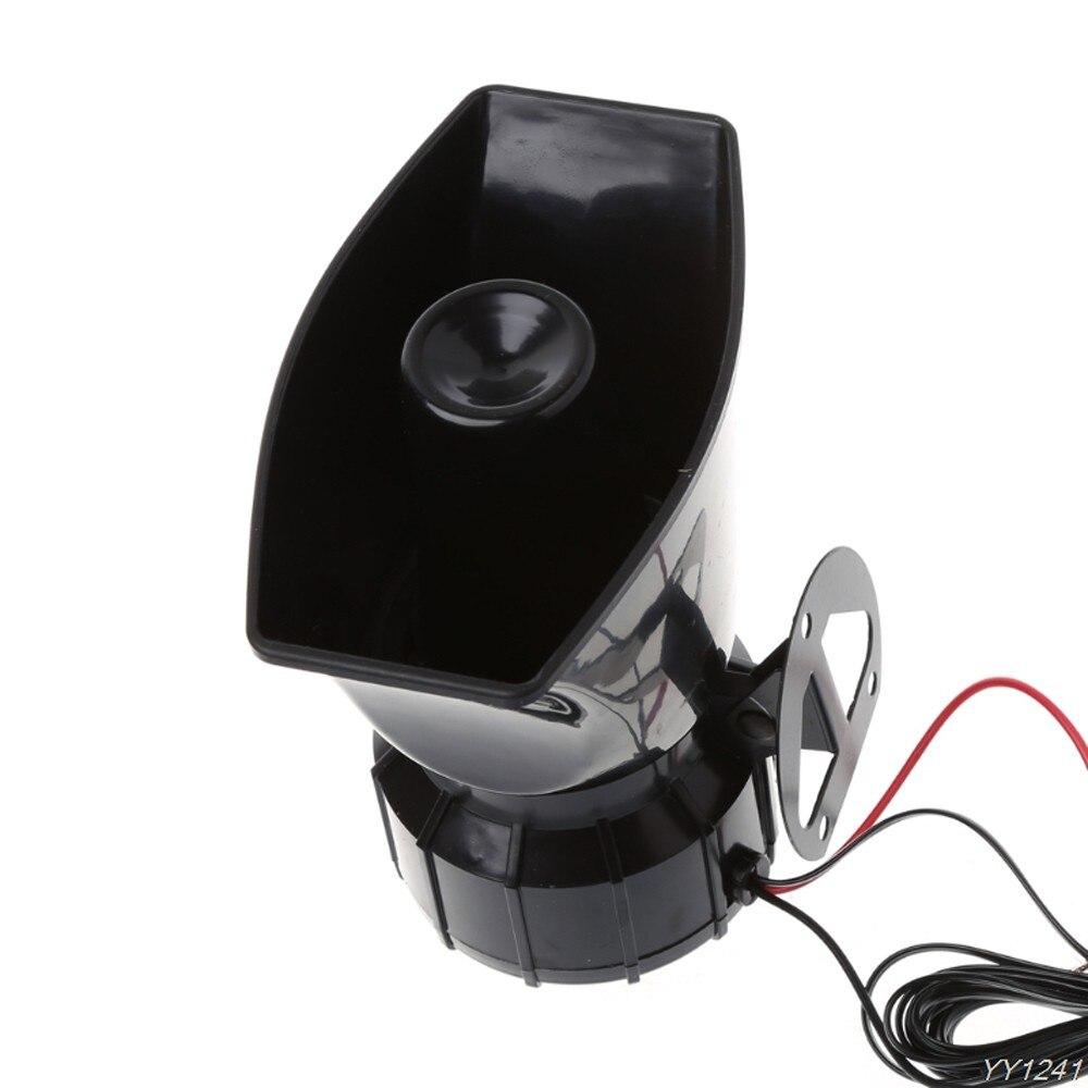سوبر الصوت صافرة عالية باس 12 فولت دراجة نارية Airhorn سيارات ضاغط الهواء عدة إنذار سيارة الشرطة والإسعاف صفارات الإنذار
