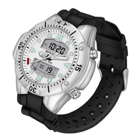 new sports multifunctional dual display electronic watch outdoor waterproof hand luminous watches male 24 hour indicator 3009