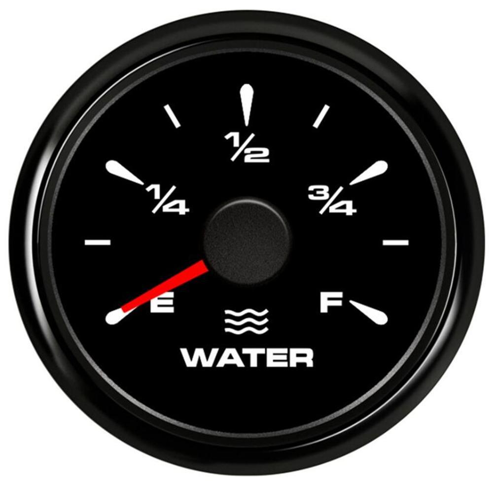 1pc 52mm Water Level Gauge 0-180ohm 0-190ohm Fuel Gauge 200 250 300 350 450mm Liquid Level Sensor Sender for Car Boat Truck RV