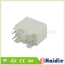 Free shipping 2sets 8pin auto pcb pin houing plug wiring cable electric unsealed plug connector 1-17