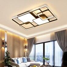 Moderne Woonkamer Led Plafond Lampen 125W Fashion Home Verlichting Super Heldere Led Lamp Indoor Plafond Kroonluchter Licht