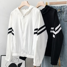2021 Summer New Student Casual Baseball Uniform Sun Protection Clothing Women's Design Sense Niche S