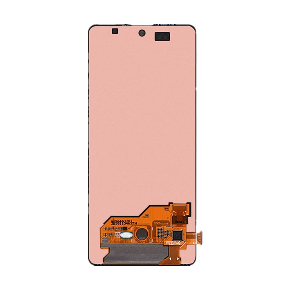 Amoled LCD A71 For Samsung A31 A51 LCD Display Touch Screen Digitizer Assembly For Samsung M21 M31 M30 M30S Display With Frame enlarge